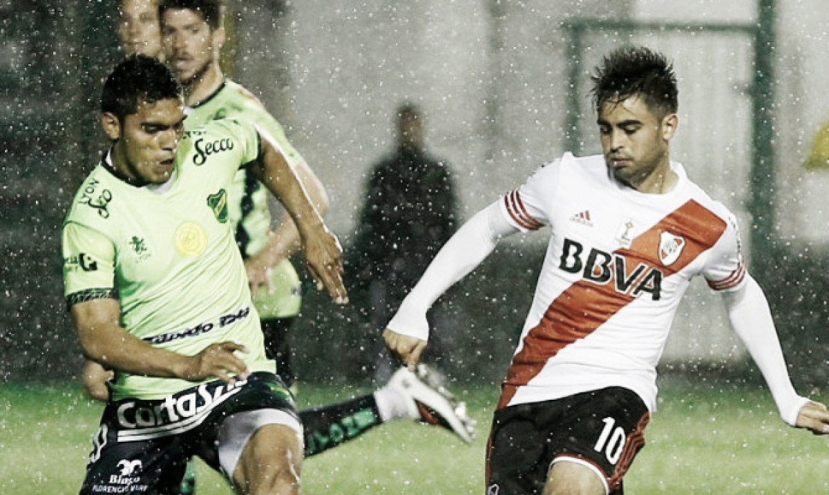 El historial entre River Plate y Defensa y Justicia