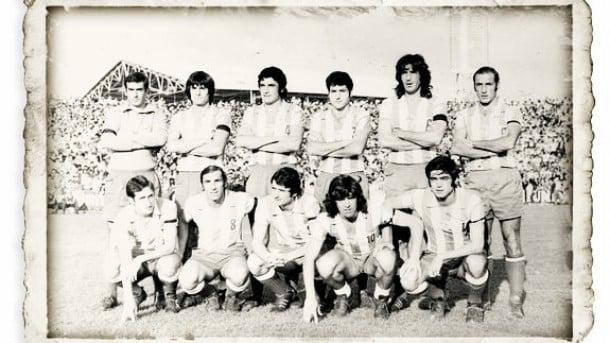 Temporada 1972-1973, la mejor actuación del Málaga en Copa del Rey