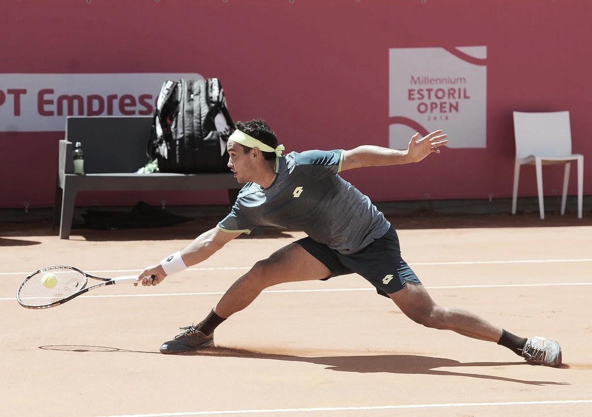 Suerte dispar para los tenistas argentinos por Europa