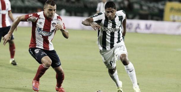 Junior - Atlético Nacional: el partido de la fecha
