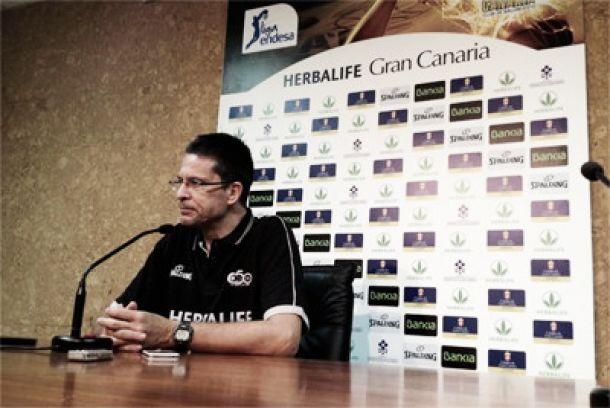 """Pedro Martínez: """"Las dificultades van a ser enormes, aunque confiamos en nosotros"""""""