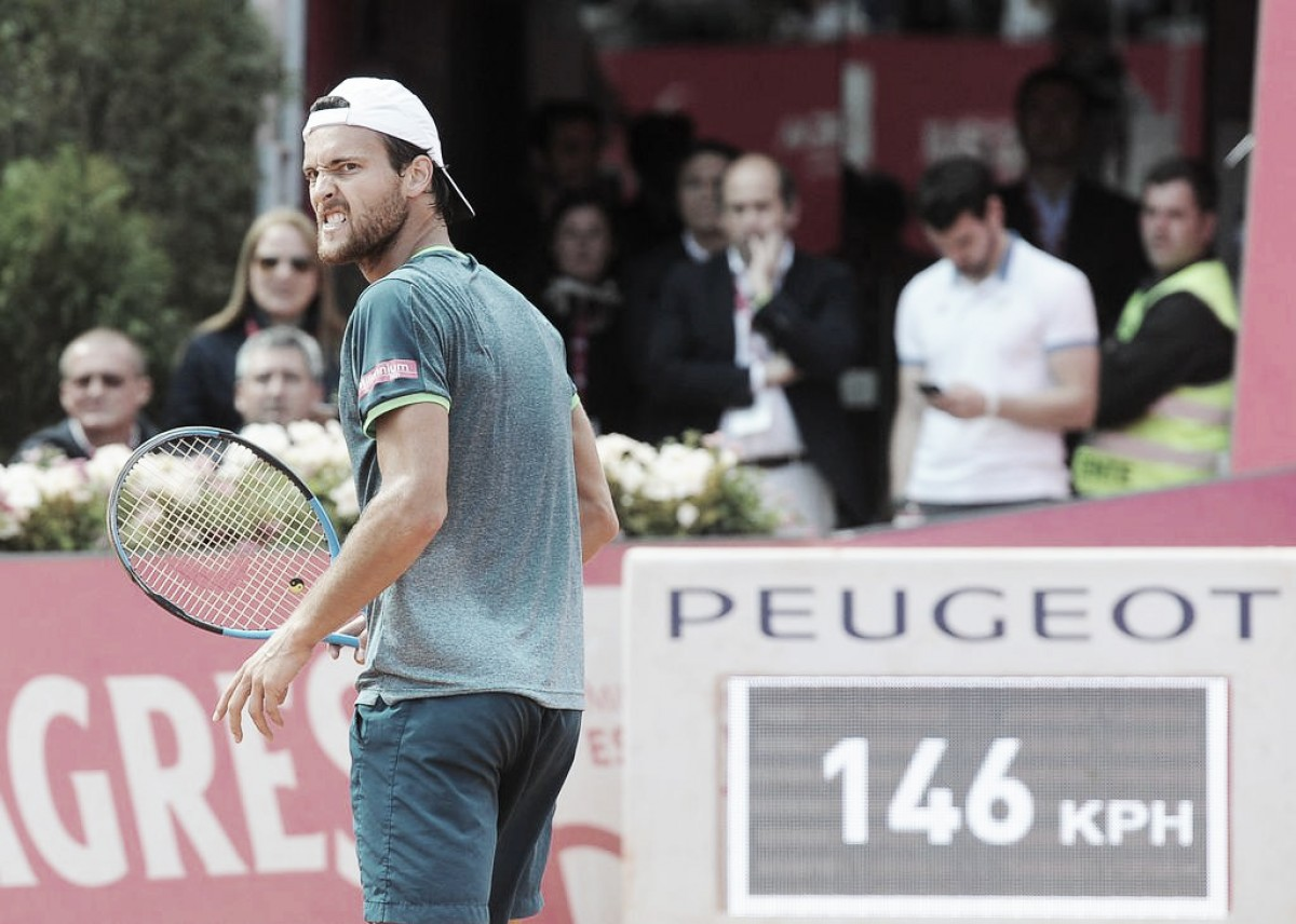 ATP Estoril: Wednesday players' statements about the matches