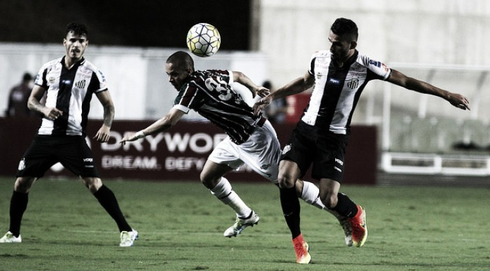 Santos recebe Fluminense em duelo da parte de cima da tabela