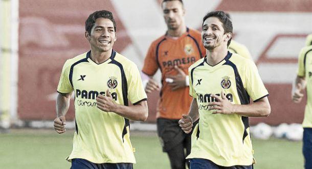 Aquino y Pereira no jugarán ante el Villarreal