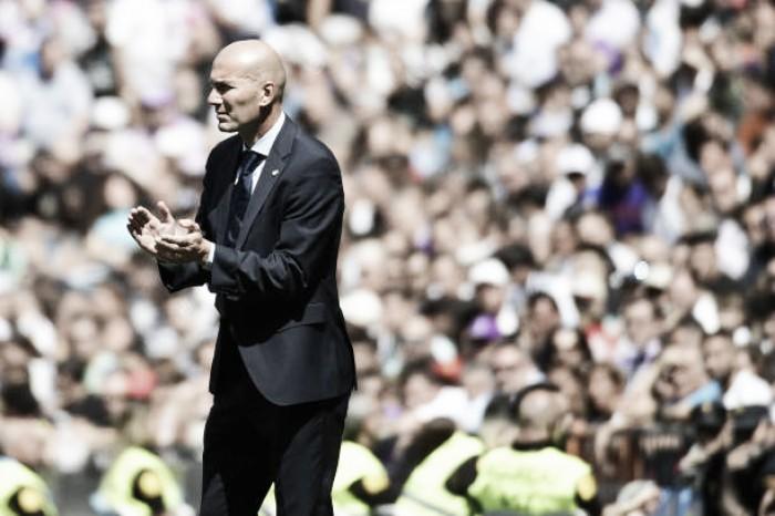 """Mesmo insatisfeito, Zidane demonstra confiança no grupo: """"Soluções estão dentro do elenco"""""""