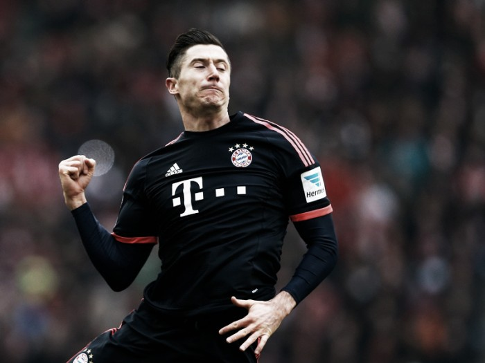 1. FC Köln 0-1 Bayern Munich: Lewandowski's early strike seals the three points