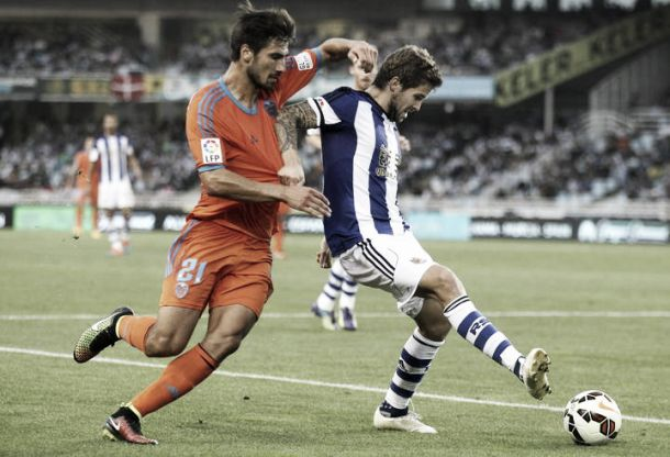 Valencia vs Real Sociedad en vivo y en directo online (2-0)