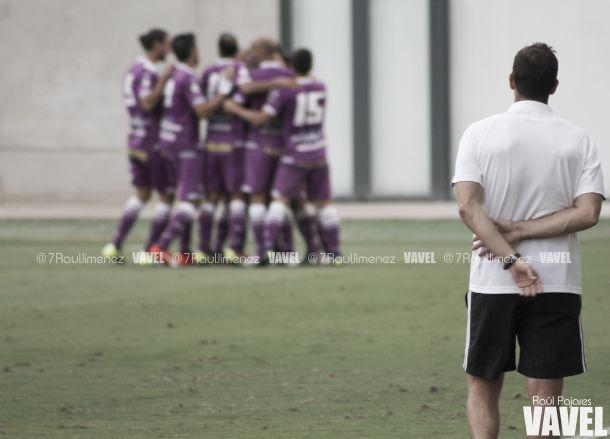 Fotos e imágenes del Betis B 2-4 Real Jaén; Jornada 7 en el Grupo IV de Segunda División B