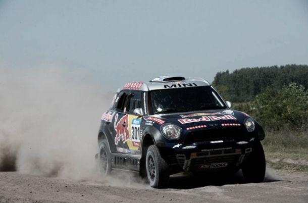 Dakar 2015, Al-Attiyah penalizzato