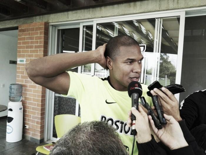 """Alexis Henríquez: """"Se me da la posibilidad de estar en otra final, espero ganarla con la ayuda de Dios"""""""