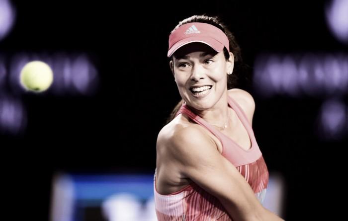 """Ana Ivanovic: """"Siento que todavía puedo mejorar"""""""