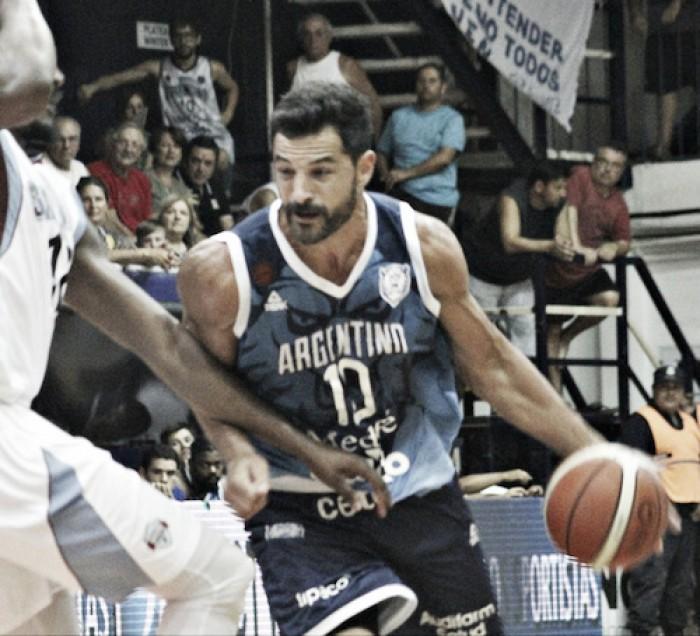 Argentinos corta su racha negativa ante Salta Basket