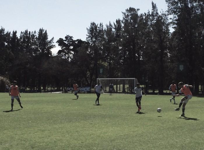Jornada de amistosos vs Quilmes