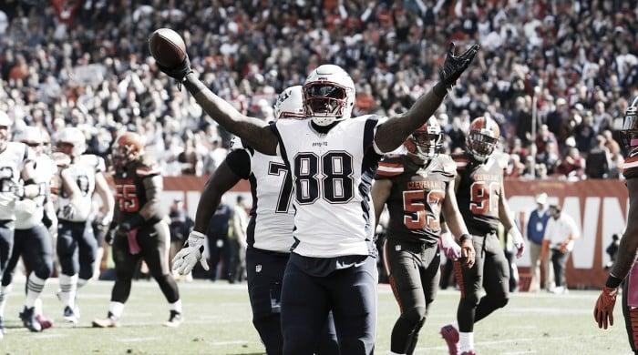 Na volta de Brady, Patriots vencem Browns sem dificuldades