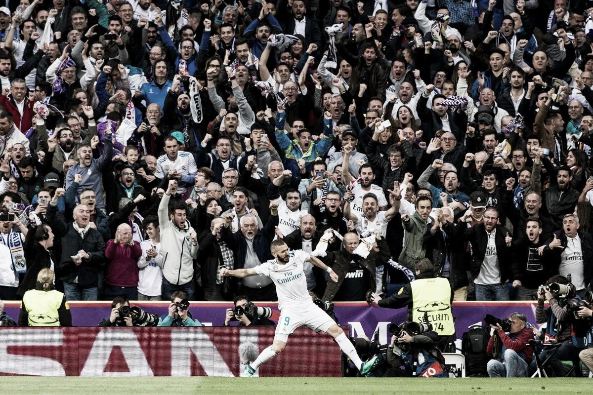 El Real Madrid y su espíritu copero llegan a la final de Kiev