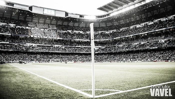El reportaje:a las sombras del Santiago Bernabéu