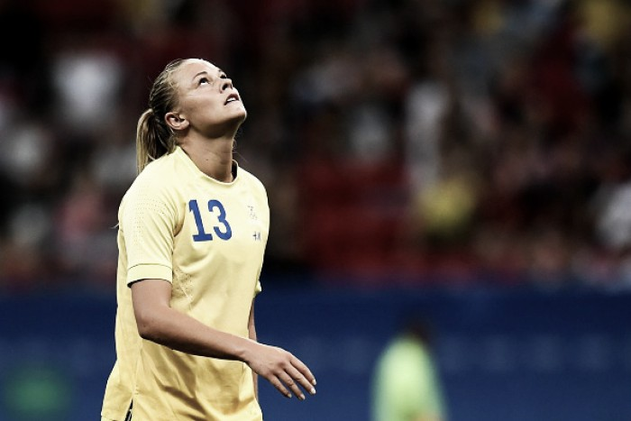 China 0-0 Sweden: Dull draw sees both through to last eight