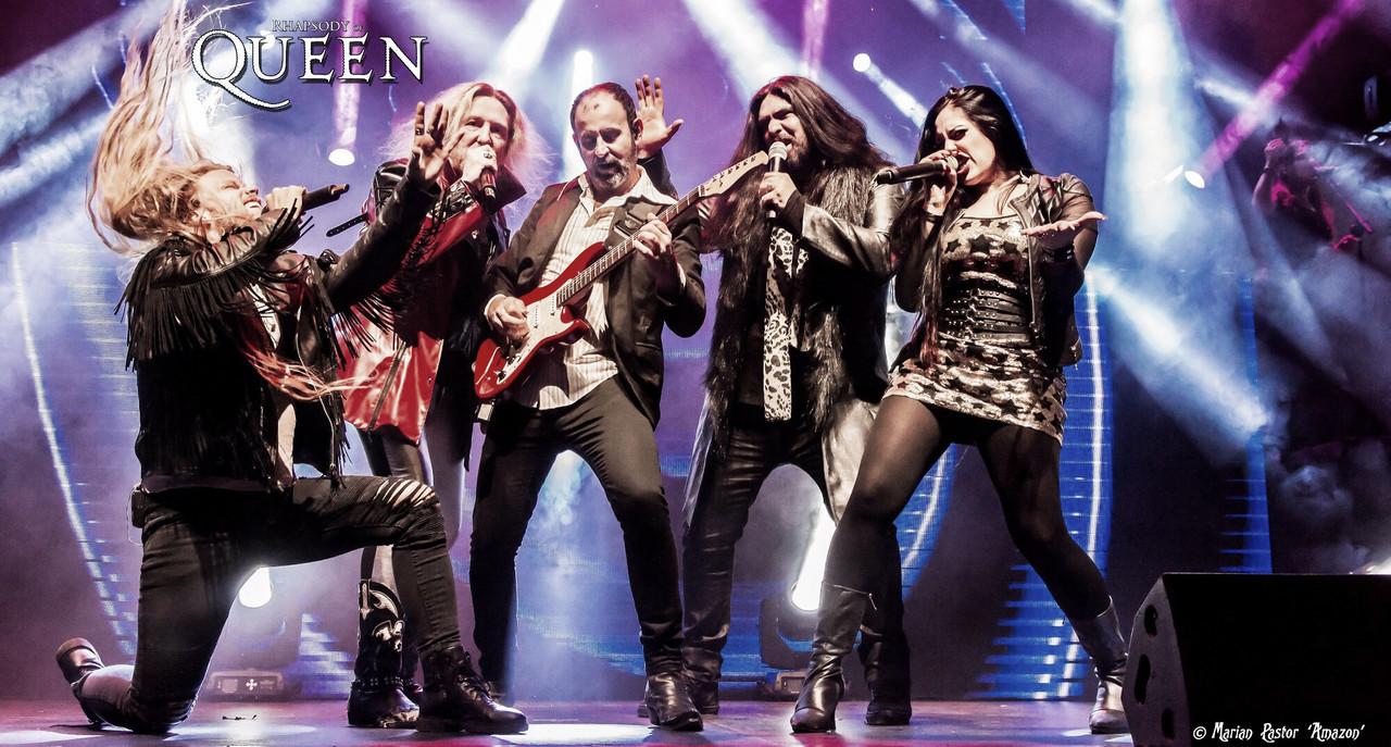 Alicante y los tributos a Queen