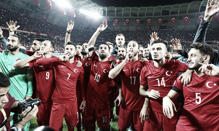 How should Turkey line-up at Euro 2016?