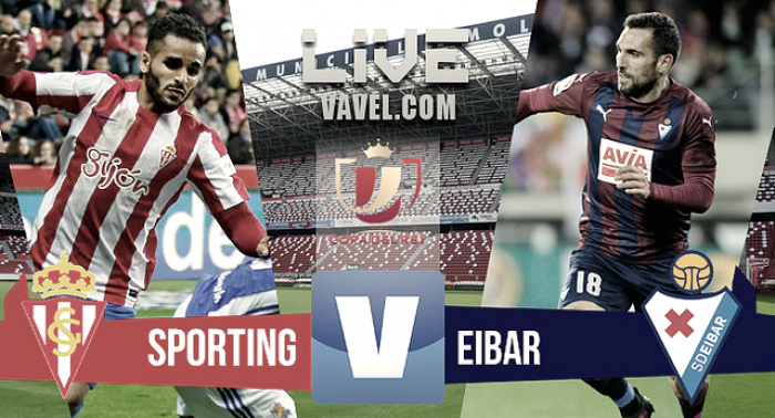 Un Eibar alternativo para la victoria en Copa