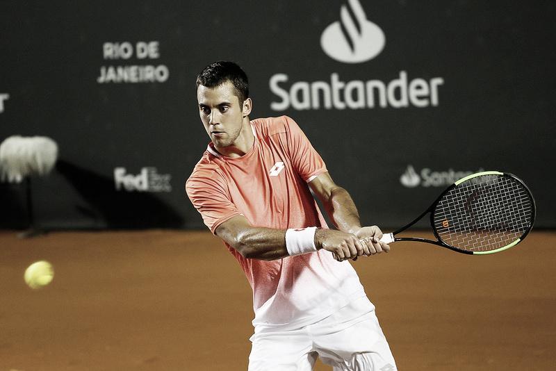 Djere bate Ruud e disputará vaga na final do Rio Open contra Bedene
