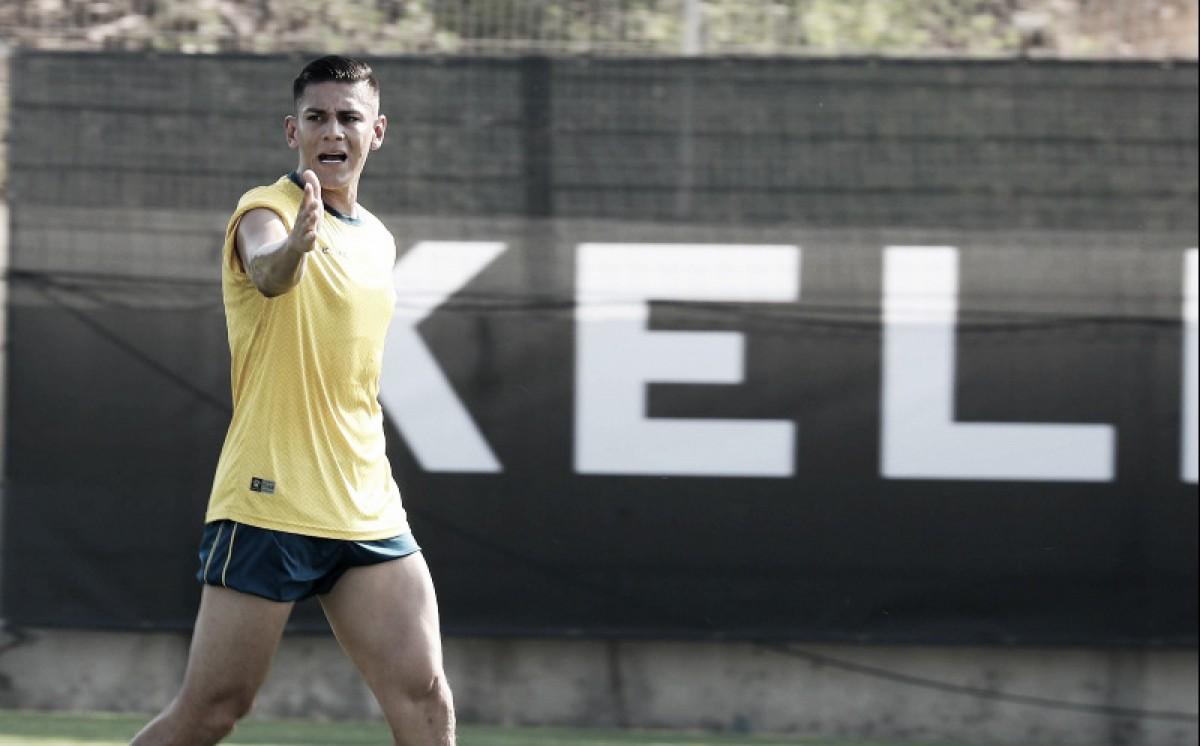 """Óscar Duarte: """"Me gustaría renovar por el Espanyol"""""""