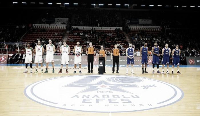Así es el próximo rival de Baskonia: Anadolu Efes