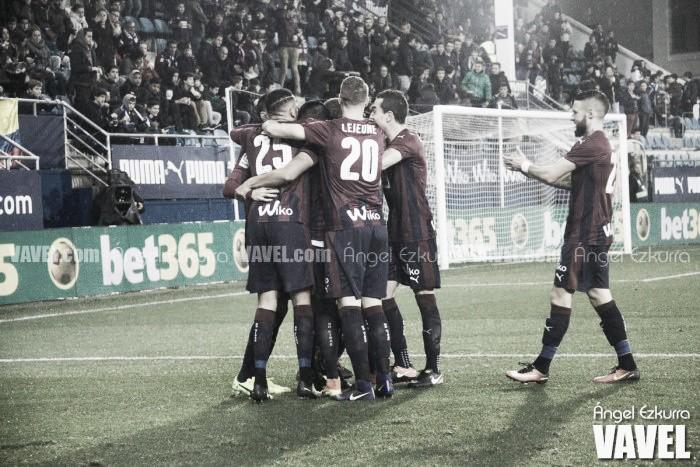 SD Eibar, un rival incómodo visita Mestalla