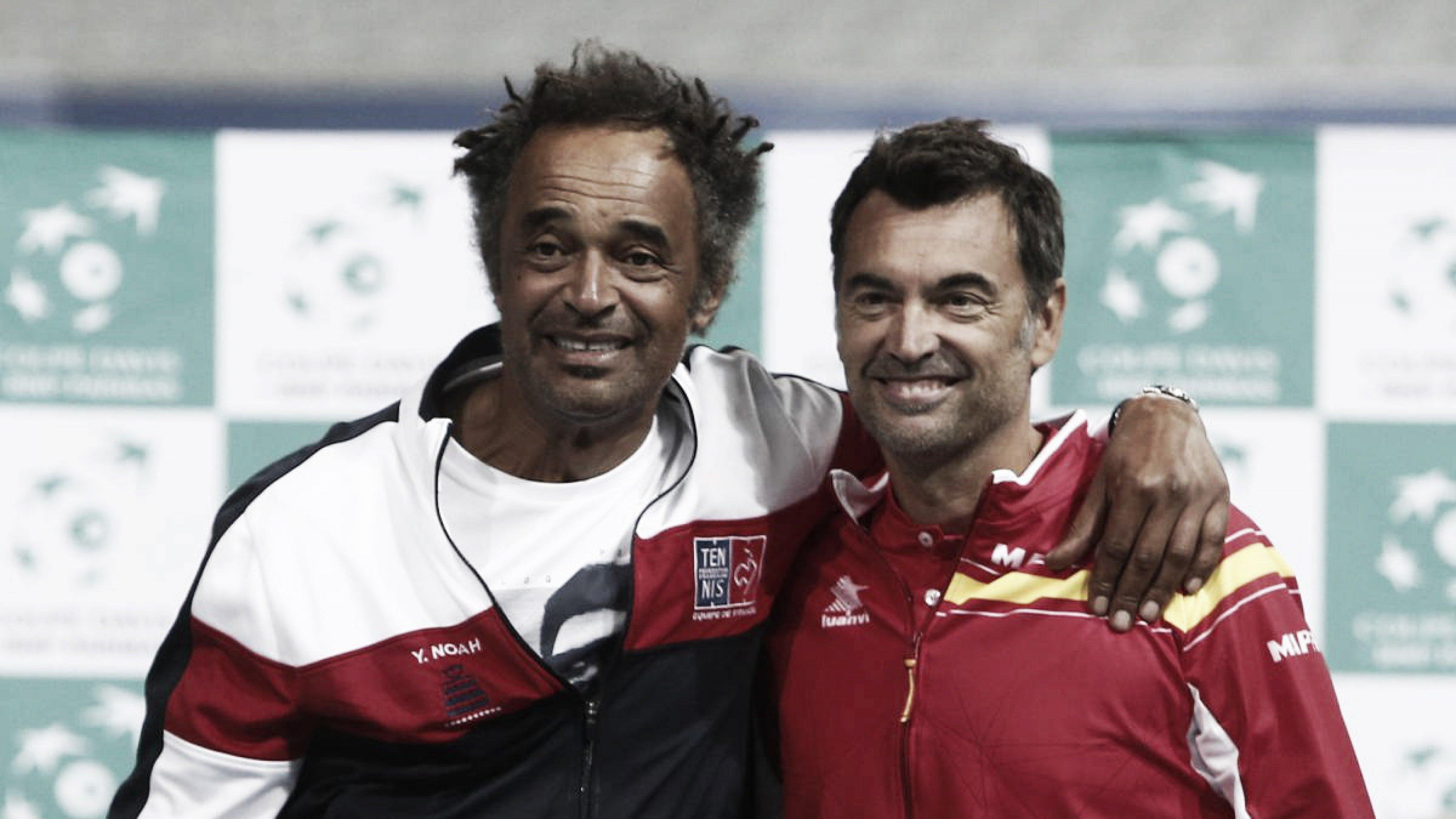 Previa Copa Davis. Francia - España: sin Nadal todo se nivela