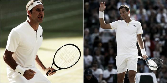 Wimbledon semifinal preview: Roger Federer vs Tomas Berdych