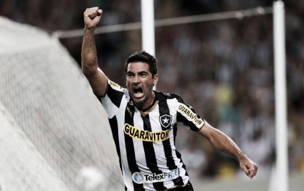 Botafogo derrota San Lorenzo e estreia bem na fase de grupos da Libertadores