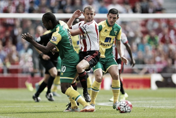 Cattermole previews crucial Canaries clash