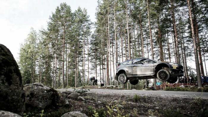 El rallye de Finlandia cambia su habitual recorrido