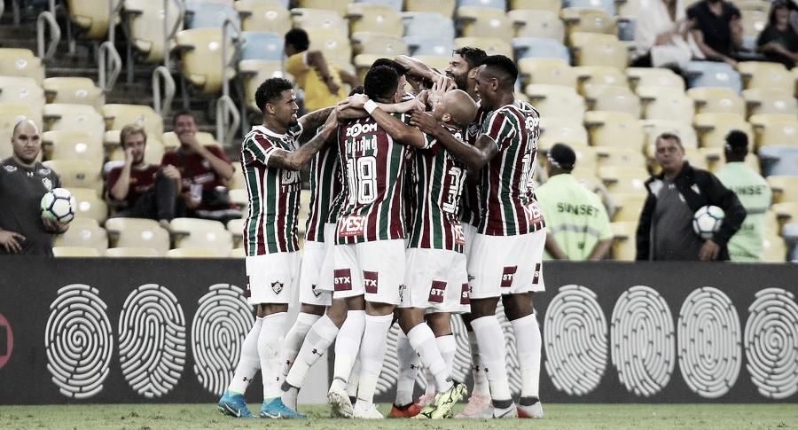 Com dois de Jadson, Fluminense goleia lanterna Paraná no Maracanã