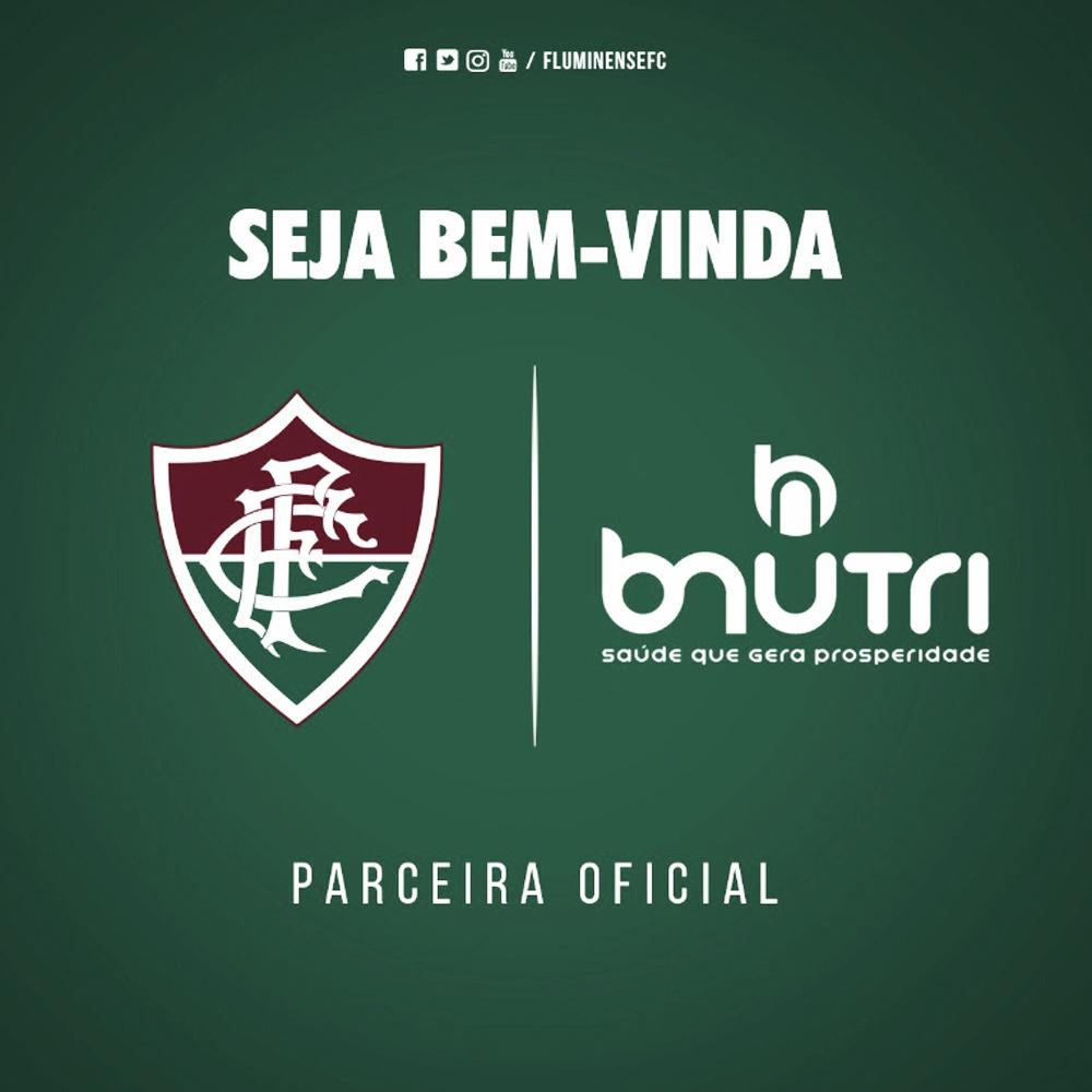 Fluminense anuncia parceria com Bnutri para a temporada
