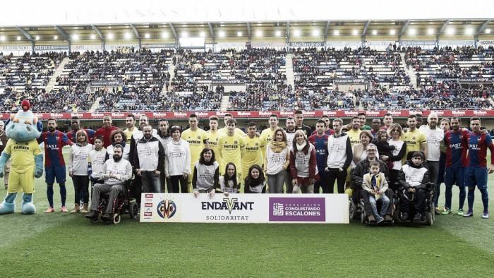 'Grada Solidaria' para combatir el cáncer de niños