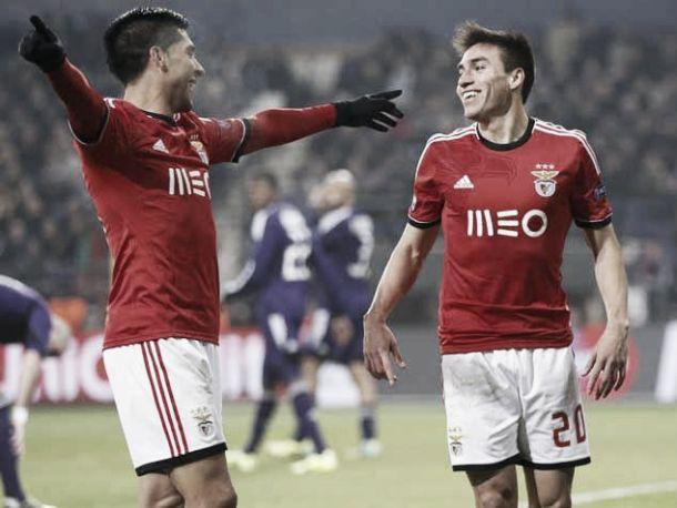 Sem Enzo nem Gaitán, Benfica tem (muito) menos imaginação