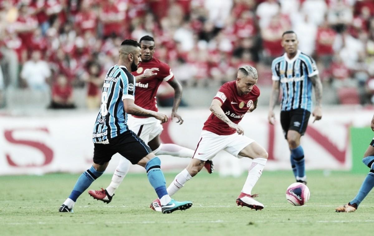 Gre-Nal 415: Inter busca virada histórica contra Grêmio nas quartas de final do Gauchão