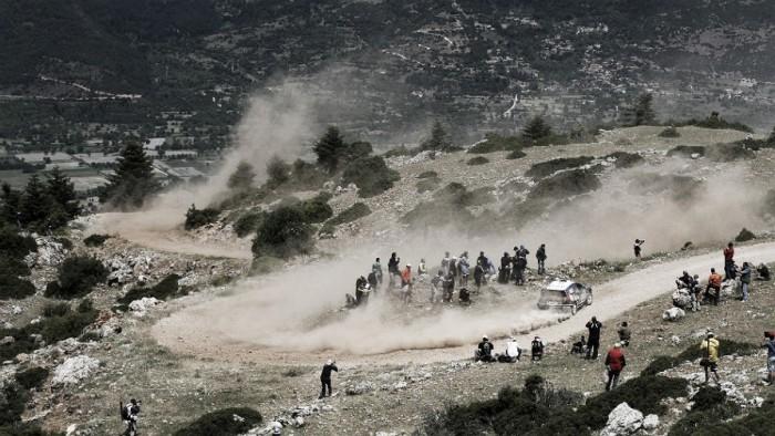 El ERC vuelve para disputar la 66ª edición del Rallye Acrópolis
