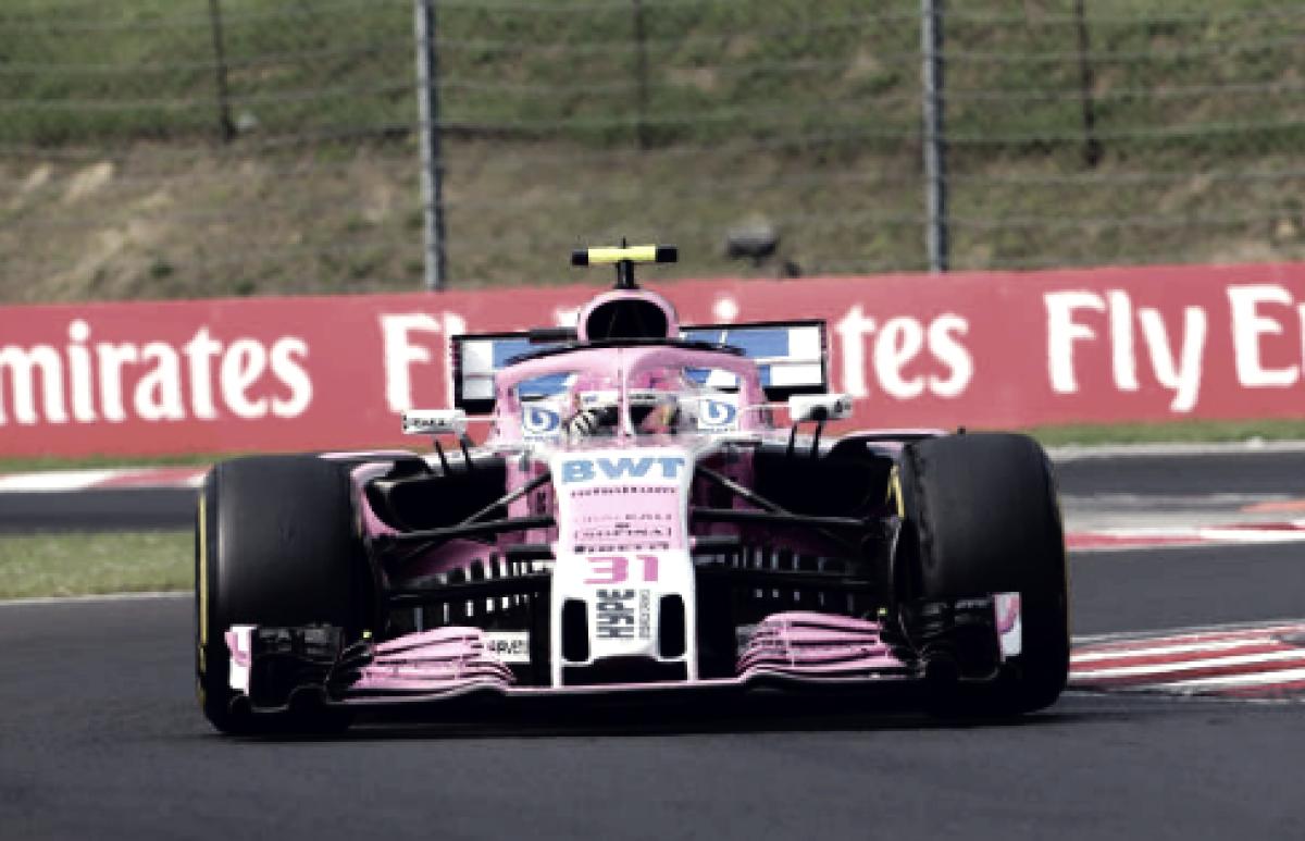 Force India, mejoras para Spa o Monza