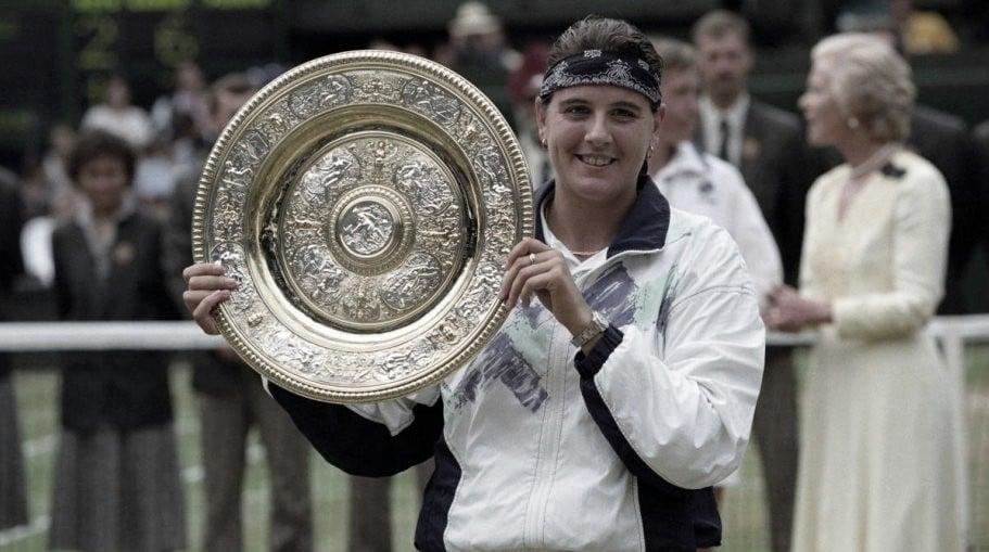 Conchita Martínez recordó el camino hacia el título de Wimbledon 1994