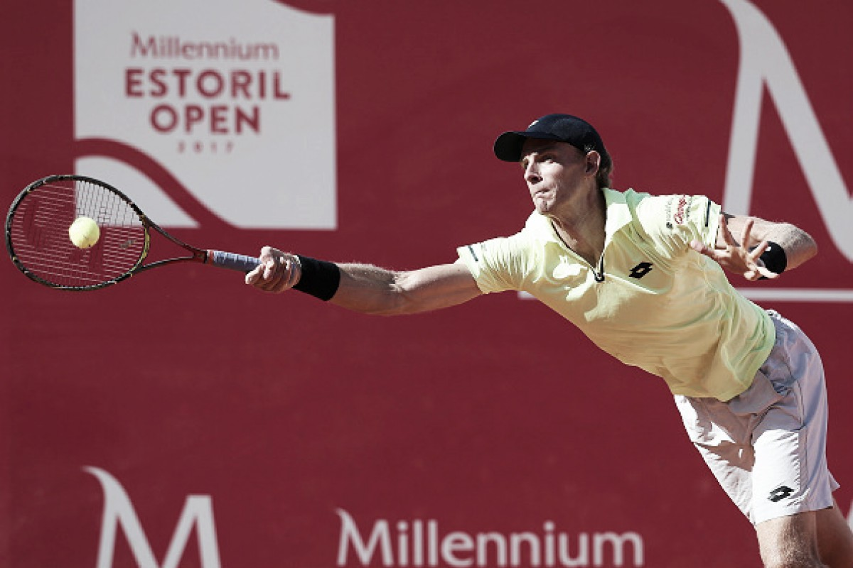 ATP Estoril: Kevin Anderson confirmed to play at the Millennium Estoril Open