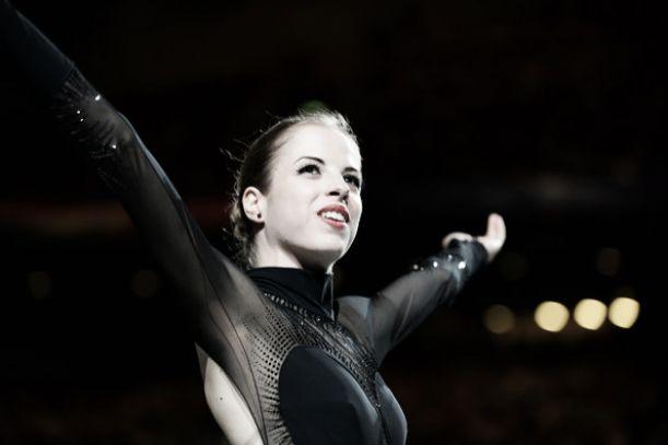 """Carolina Kostner: """"Potrei tornare a gareggiare, ma il pattinaggio è molto più di una gara"""""""
