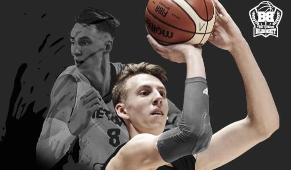 Arnoldas Kulboka, savia fresca para el RETAbet Bilbao Basket