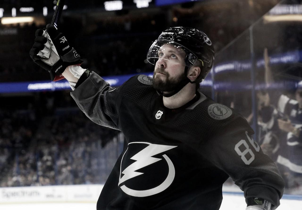 Lightning impone récord de menos juegos para obtener 50 triunfos