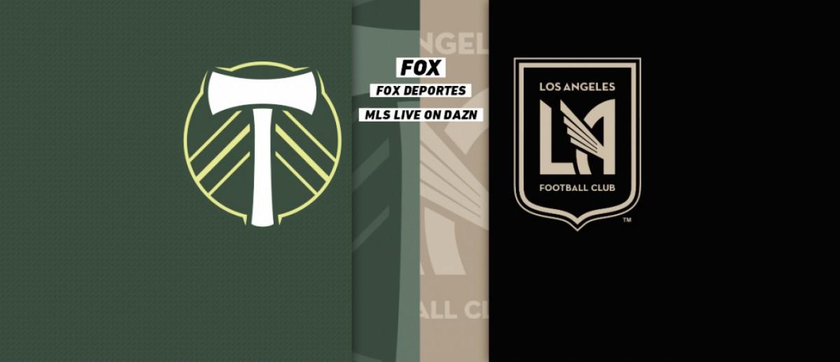 Previa LAFC – Portland Timbers: a la caza del líder