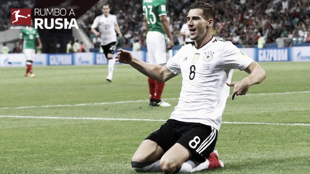 Joven promesa de Alemania 2018: Leon Goretzka, el nuevo equilibrio del equipo teutón