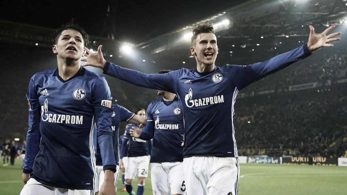 """Leon Goretzka: """"Extrañaré al Schalke"""""""