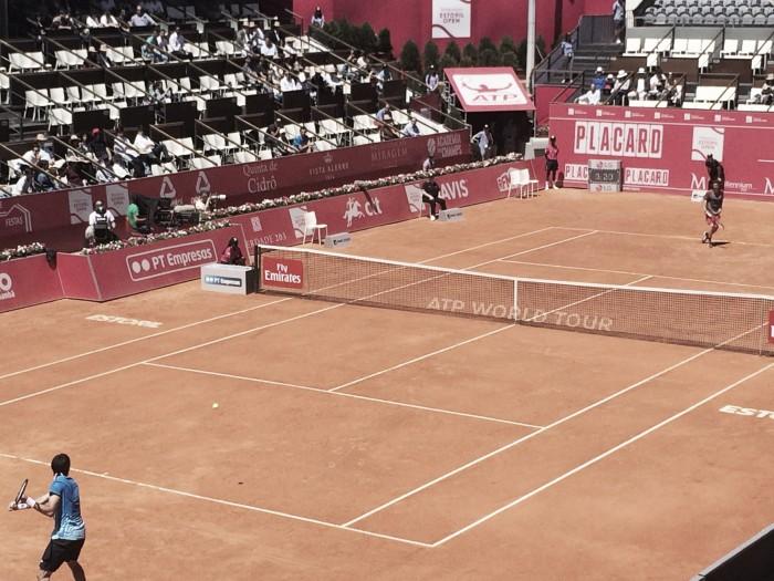 ATP Estoril: Leonardo Mayer cruises past Pedro Sousa