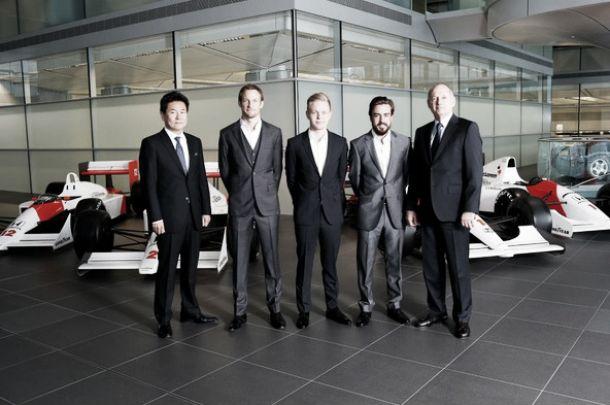 Formula 1 - Ufficiale: Alonso in McLaren nel 2015. Con lui Button